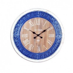 Reloj de madera Old Time